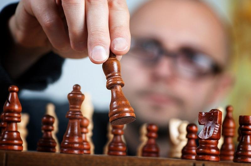 strategy stock photo